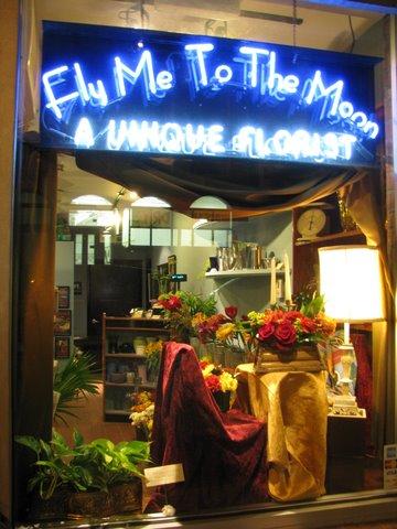 Exterior Shop Night Photo