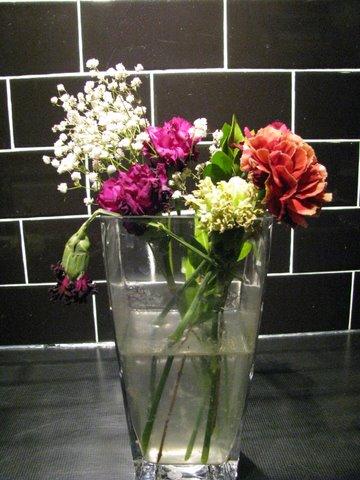 Dirty Water in Vase