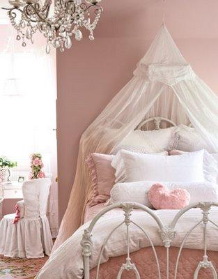 Pale Pink Bedrm  i-melda.blogspot
