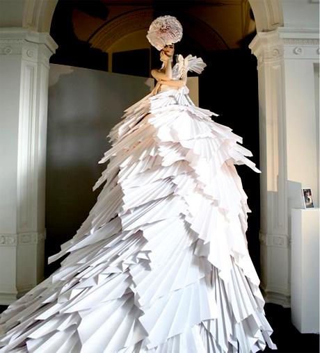 Paper Flower zoebradley_dress