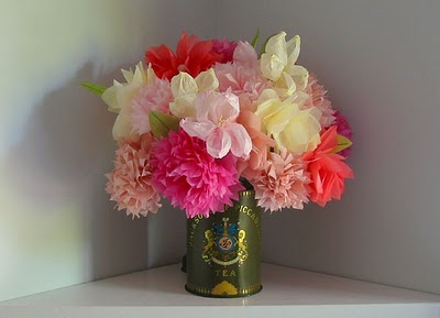 First come flowers how to tissue paper flower calgarys best wedding blog mightylinksfo