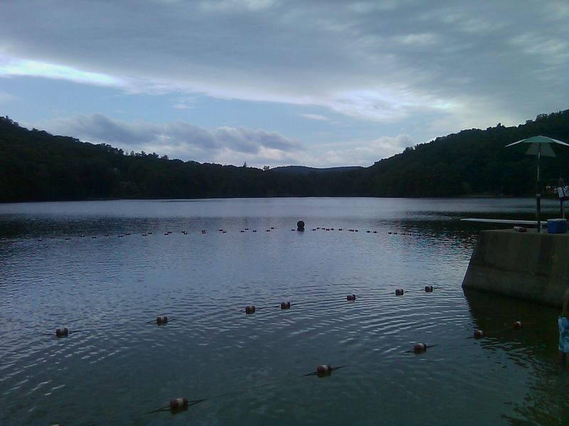 Tuxedo Park Lake