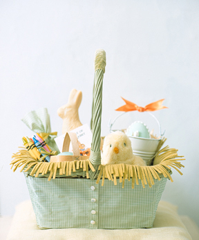 Easterbasket Pale Green - MS