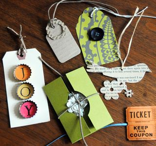 Paper tags and cards - MLeeTags