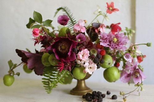 Floral Inspiration - Amy Merrick flowers