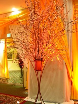 Orange Top 5 Oct Event Decor B
