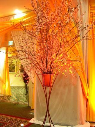 Orange Top 5 Oct Event Decor B