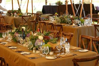 Top 5 September Event Decor rustic-wedding-centerpieces