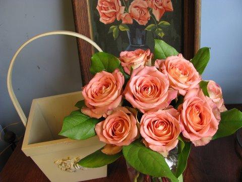 Suez Rose and Picture