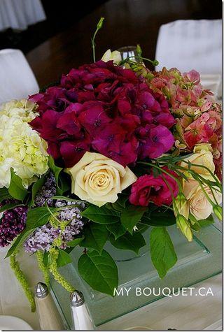 Top 5 Centerpieces 0-11  My Bouquet 2
