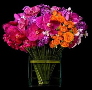Top Sept  2011 Flower Arrangements