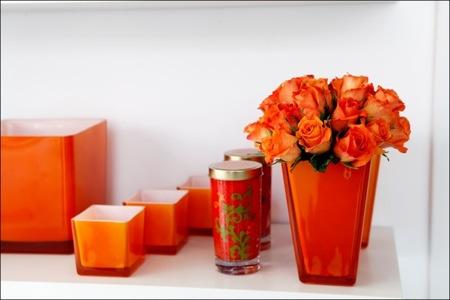 Orange Vases B