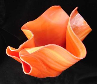 Orange Vases C - Vase Worls