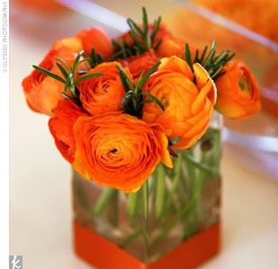 Orange Top 5 Oct flower Arrang 3