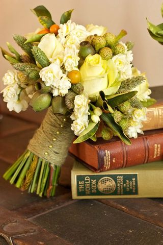 Top 5 Nov 11 Wedding Bouquet -Floret Cadet