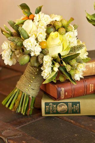 Top 5 Nov 11 Wedding Bouquet -Floret Cadet
