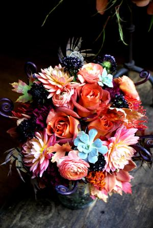 Top 5 November Centerpieces 5- Bare Root flora