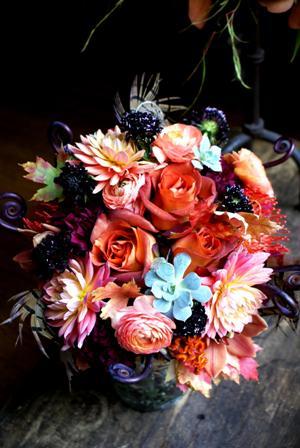 Top 5 November Centerpieces 5- Bare Root flora
