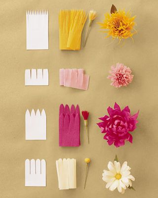 New Paper Flower 4 - MS