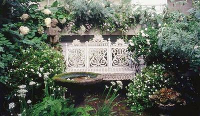 How To Design A Garden attractive front gardens designs with small oval fish pond design How To Design A Moon Garden