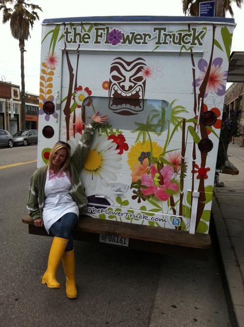 Flower Truck Owner