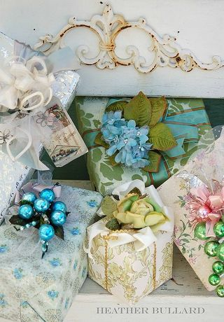 Gift Wrapping - Pinterest