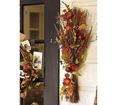 Fall Nesting Door - Pottery B