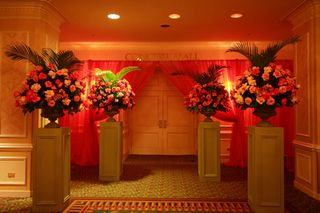 Orange Top 5 Oct Event Decor