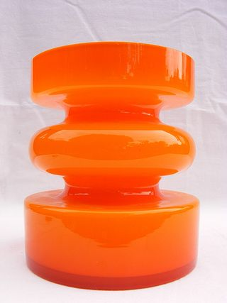 Orange Vases D - Vase World