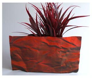 Orange Vases F