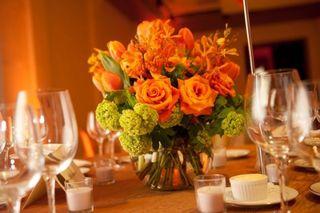 Orange Top 5 Oct flower Arrang 4 - PB
