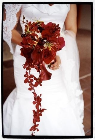 Top 5 Dec Wedding Bouquets