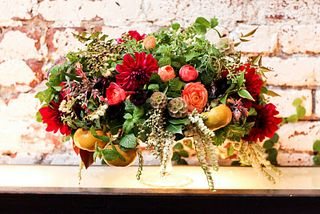 Top 5 Nov Flower Arrangements - Poppies & Posies