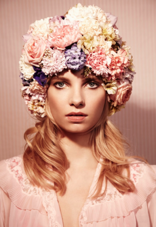 Flower Bonnet - Flower appreciation society