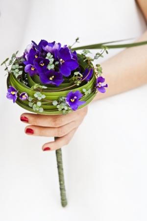 Purple Bouquet D