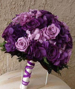 Purple Bouquet F