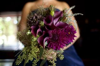Burgundy Bouquet 1