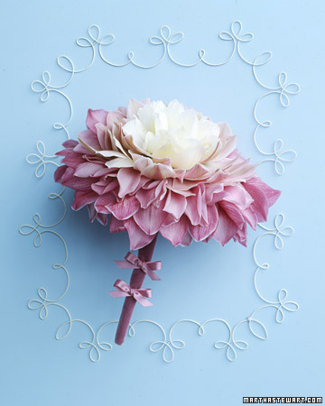 Pink Ruffle Glamelia