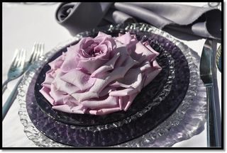 Glamelia on a plate