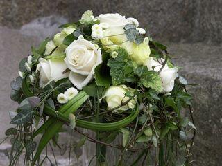 Green bouquet B