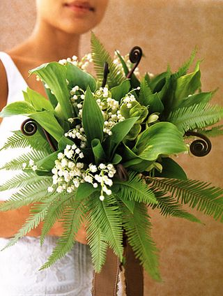 Green Bouquet D
