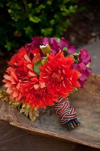 Orange Bouquet 8