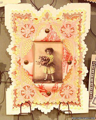 Vintage valentines day melissa n
