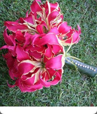 Pink bouquet 6