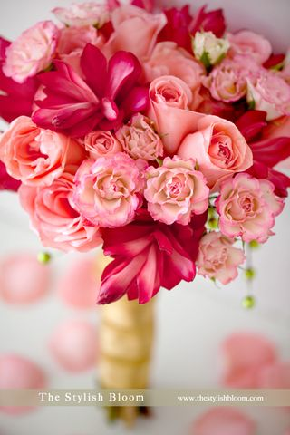 Pink Bouqet 3