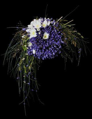 Purple Bouquet B