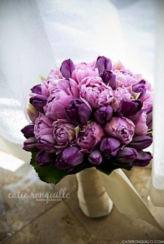 Purple Bouquet C