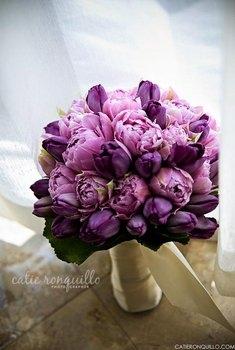 Purple Bouquet C