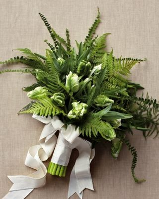 Green bouquet A