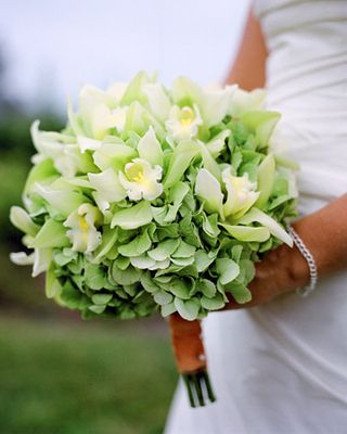 Green Bouquet E